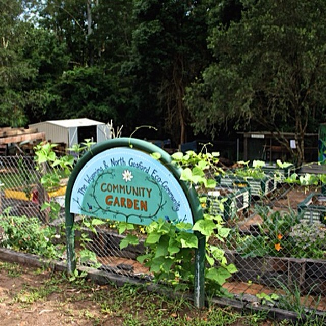 Wyoming Community Garden